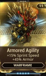 armored agili