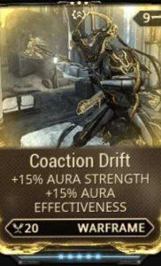 coaction drift
