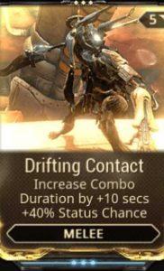 drifting contact