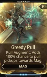 greedy pull