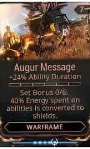 highcompress-Augur Message