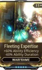 Fleeting Expertise