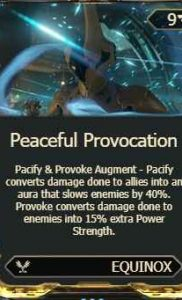 highcompress-PEACEFUL PROVOCATION