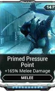 highcompress-Primed Pressure Point