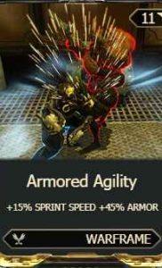 highcompress-armored agility