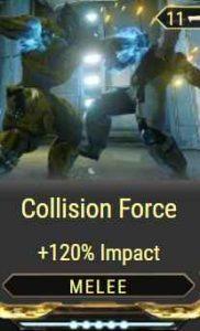 highcompress-collision force