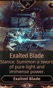 highcompress-exalted blade