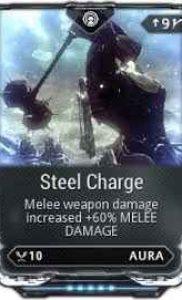 highcompress-steel charge