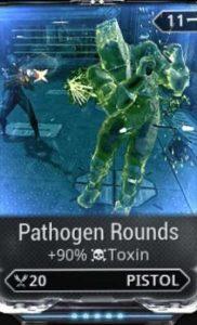 pathogen rounds