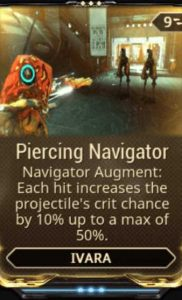 piercing navigator