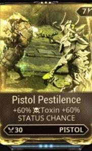pistol pestilence