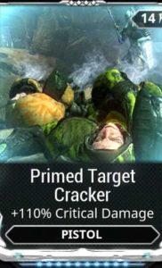 primed target cracker