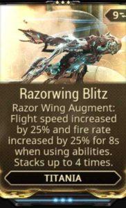 razorwing blitz