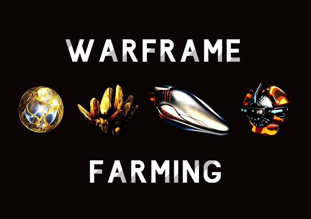 Warframe farming