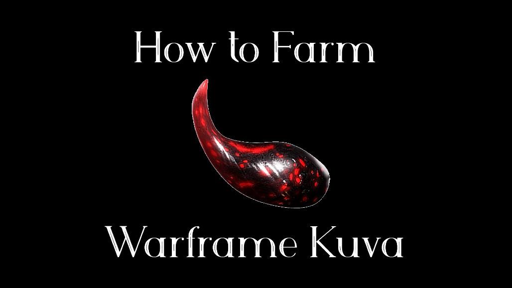 Warframe Kuva farming